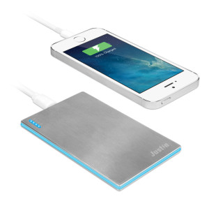 Justin 2000mAh Slim Power Bank 1 - Unique Gift Ideas for Mother's Day