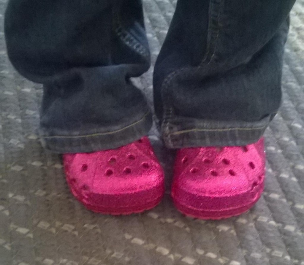 Shoes That Make Us Happy: CROCS