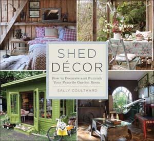 Shed Decor - 5 Fabulous Books for Mother's Day Gift Giving