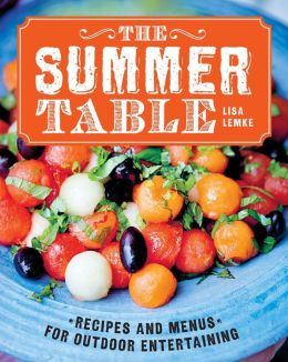 The Summer Table - 5 Fabulous Books for Mother's Day Gift Giving