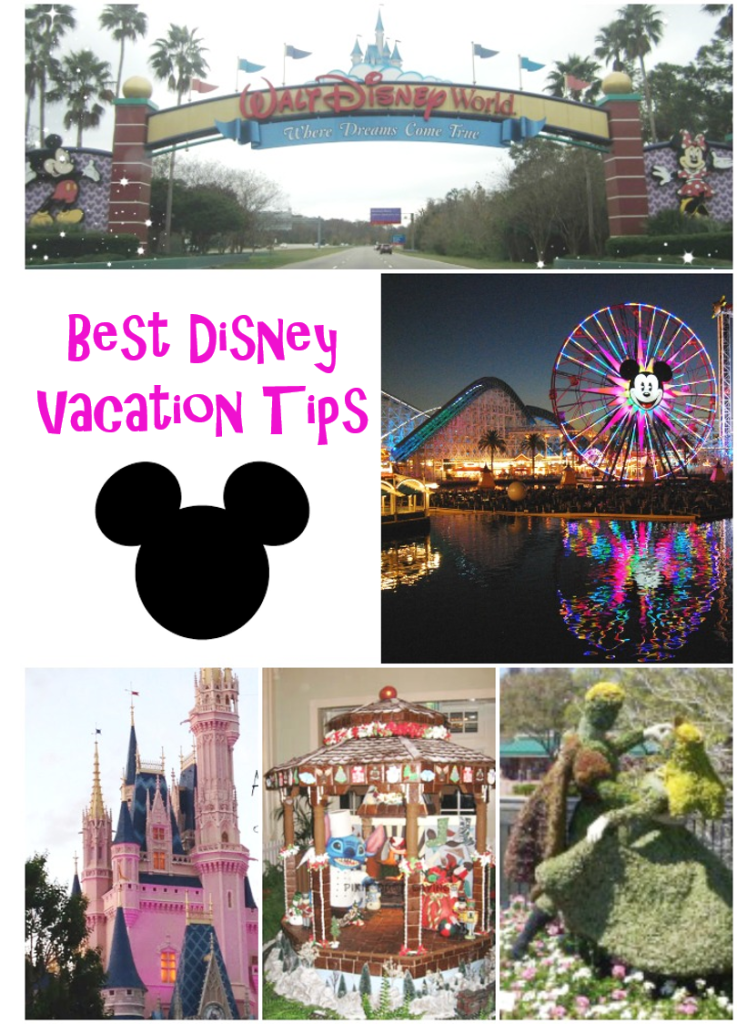 Best Disney Vacation Tips and Tricks