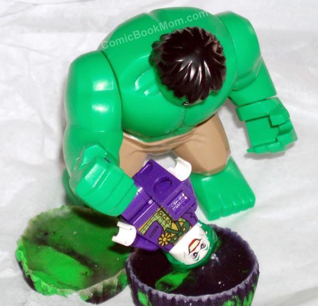 hulk crayon