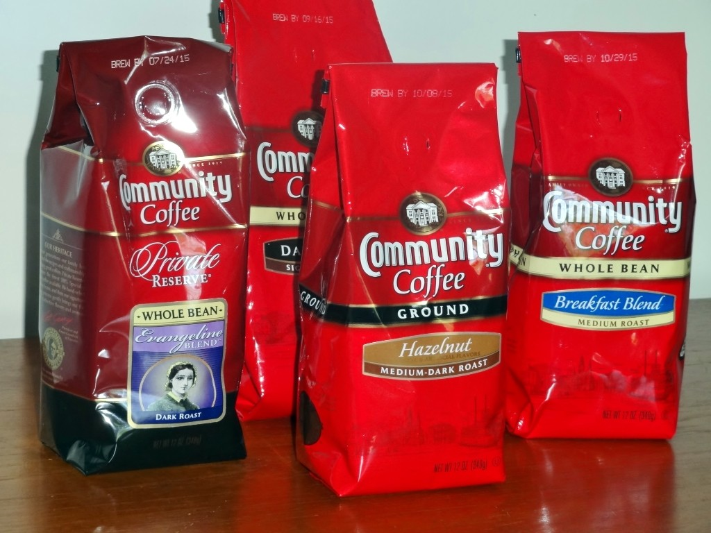 Community Coffees offers a taste of home