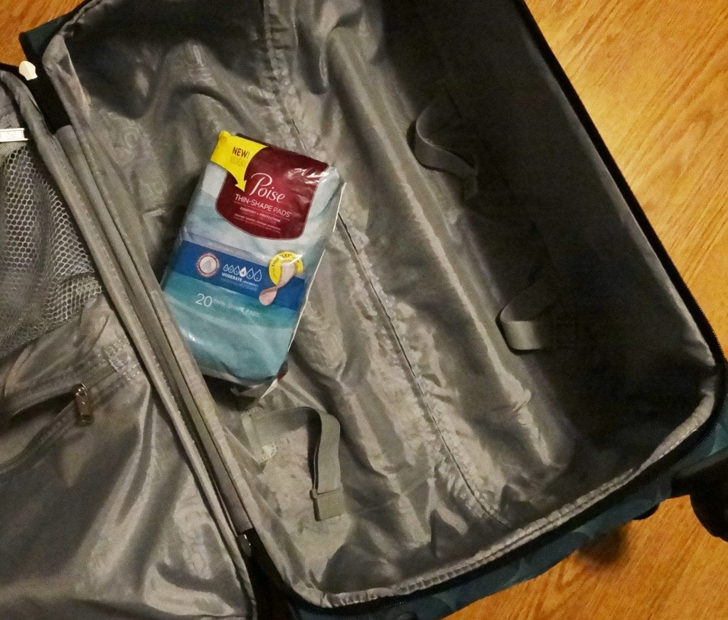 Woman To Woman: Travel and LBL #RecycleYourPeriodPad #sponsored