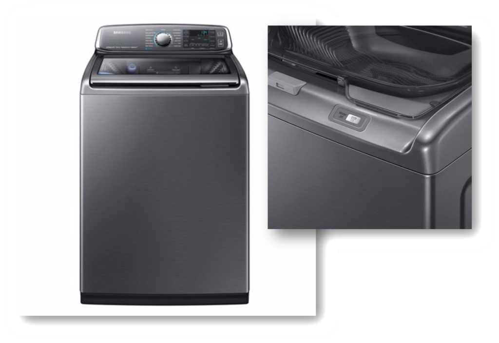 Sweet Laundry Dreams are Made of This: Samsung ActiveWash #PreTreatYourself