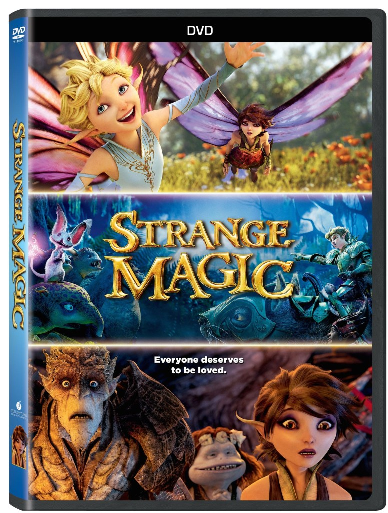 Spell Binding Crafts, Snacks and more! STRANGE MAGIC Activity Sheets