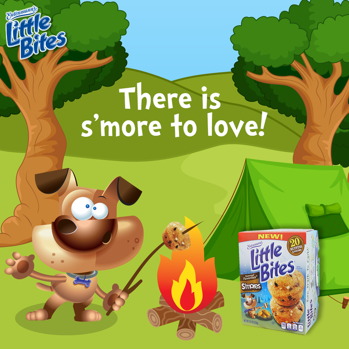 Little Bites S'mores Giveaway