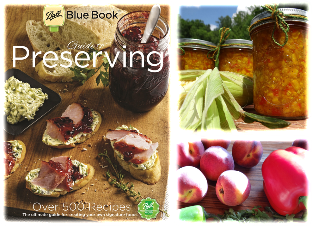 37th Edition Ball Blue Book Guide to Preserving Celebration and Giveaway!  #BallBlueBook