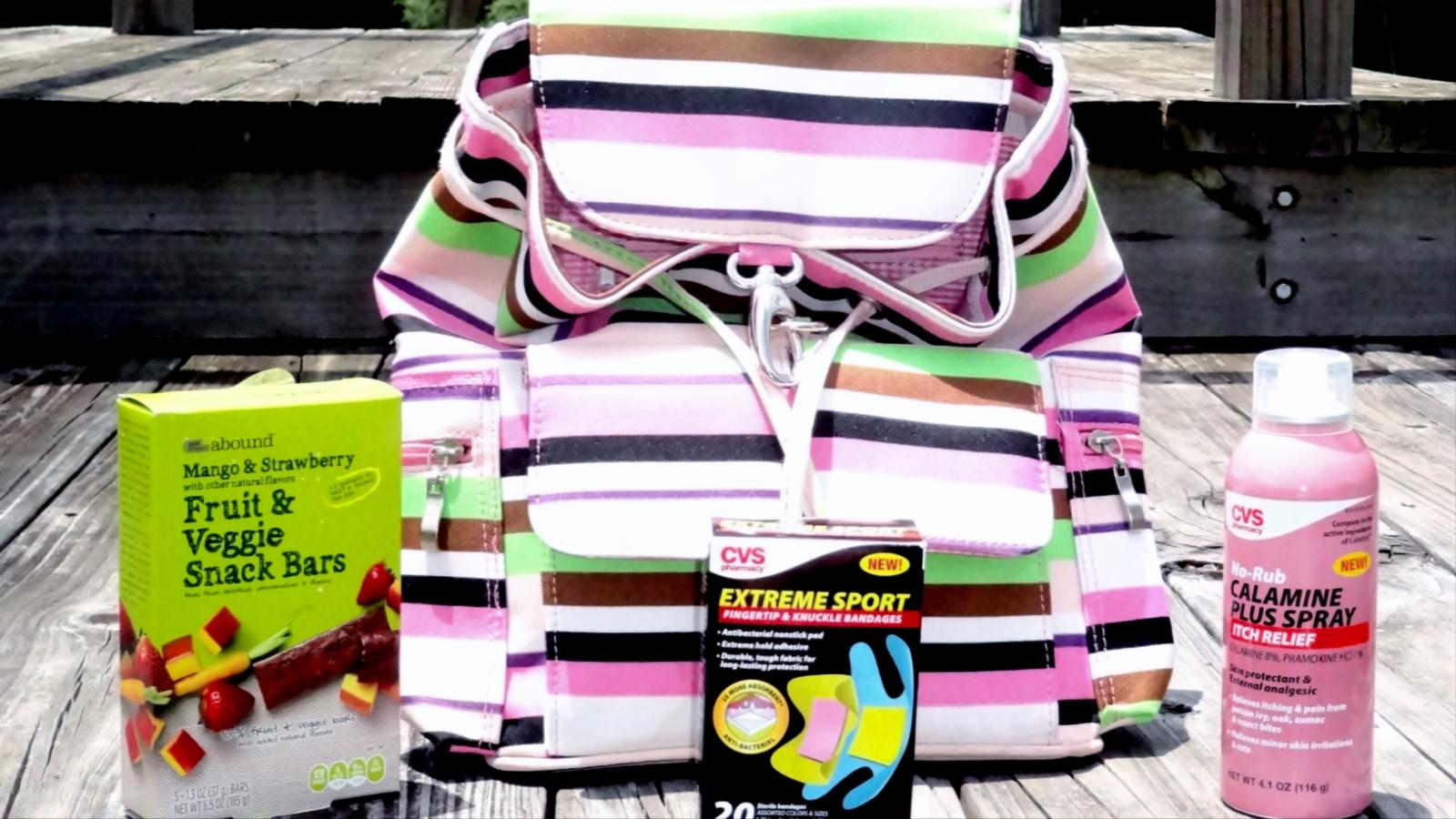 CVS camp supplies