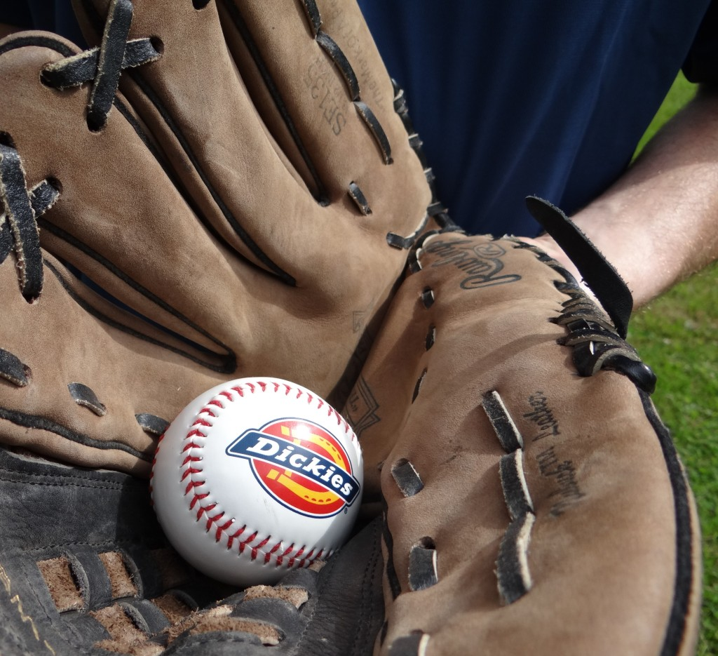 Hey Dad, Want To Play Catch?   Dickies Catch with the Kids #DickiesCatch