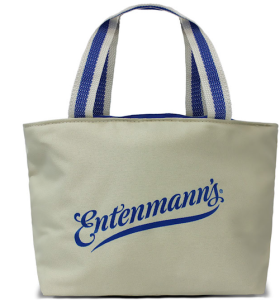 Entenmann's tote and coupons prize