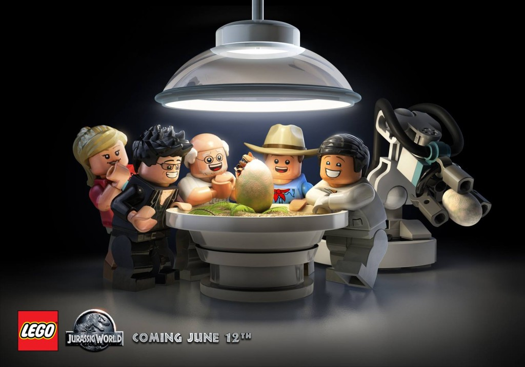 LEGO Jurassic World PS3 Video Game Giveaway #TeamJurassic #JurassicWorld