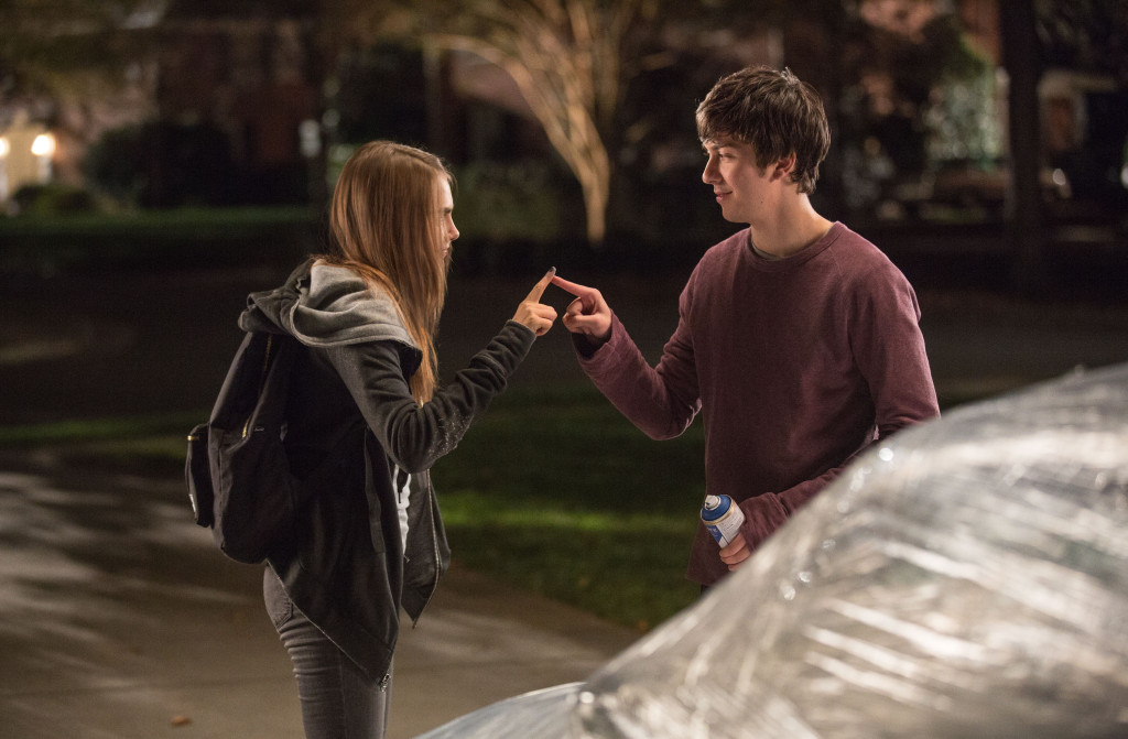 Paper Towns Preview #PaperTowns
