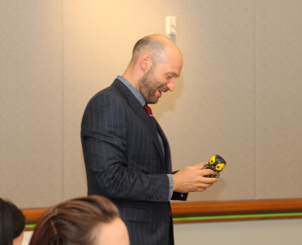 Exclusive Ant-Man Interview with Corey Stoll #AntManEvent