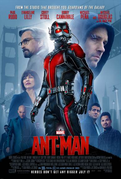 7 Reasons You Should Go See Ant-Man Today #AntManEvent