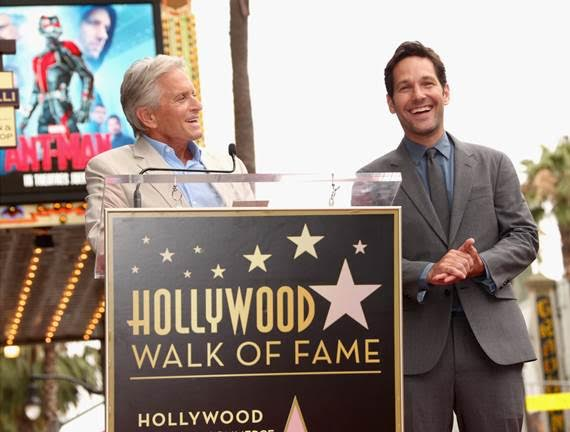 Exclusive Ant-Man Interview with Paul Rudd and Evangeline Lilly #AntManEvent