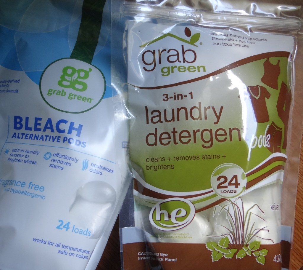 Freshen up for Fall with Grab Green Eco-Friendly Laundry and Home Care Solutions