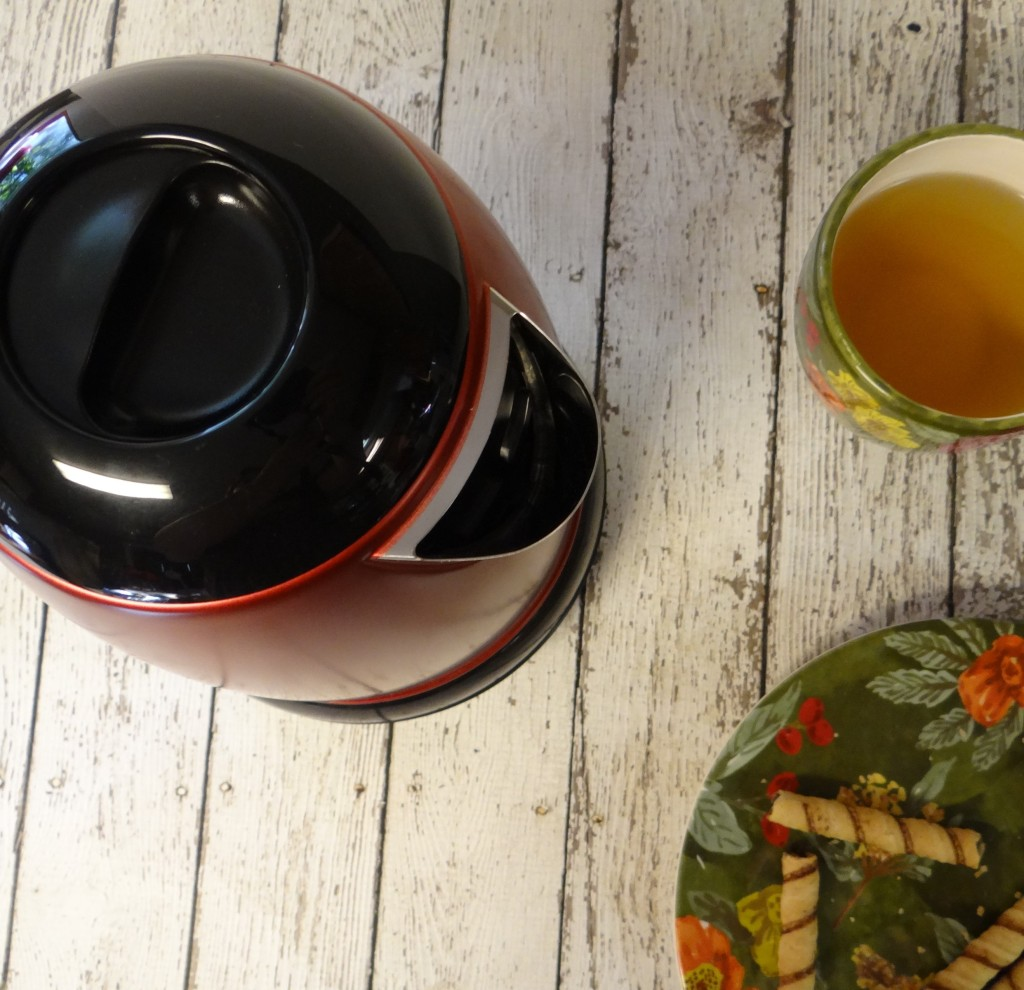 Back-to-School Bliss with the T-Fal Electric Tea Kettle #TfalBack2School