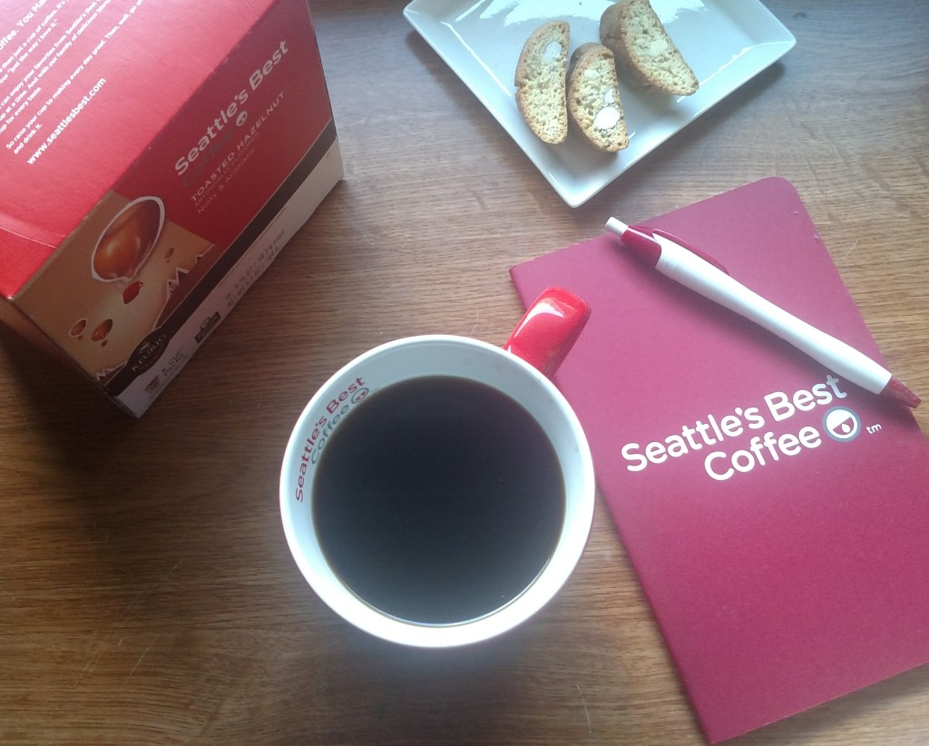 Seattle's Best Coffee Back-To-School Survival Kit