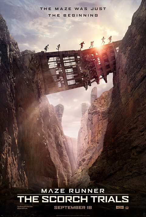 Maze Runner: The Scorch Trials Preview #ScorchTrials