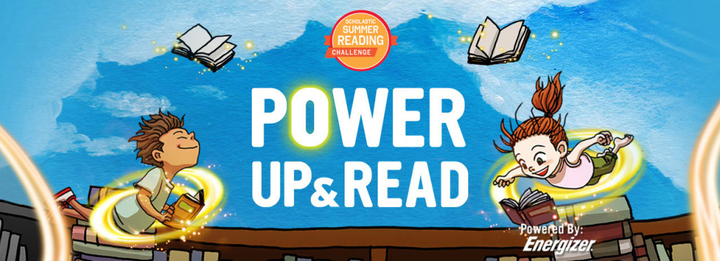 Power The Possibilities of Back-to-School Reading! #SummerReading