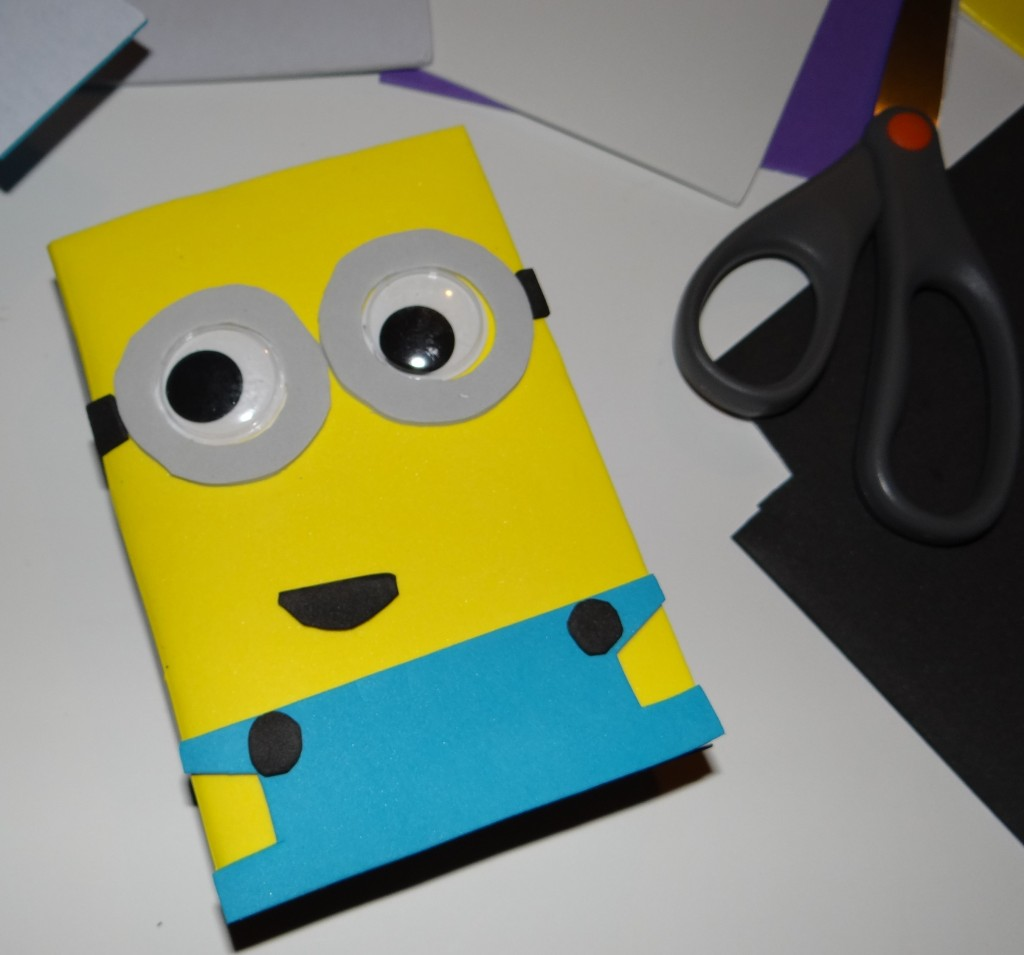 Quick and Easy Minion Pencil Case Craft for Kids