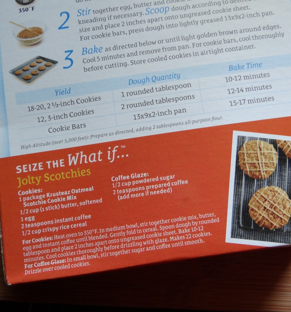 Delicious Back to School Snack Ideas with Krusteaz Bakery Style Cookie Mixes