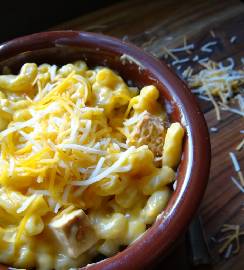 Chipotle Tofu Mac n' Cheese Recipe