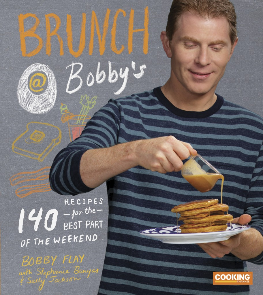 Celebrating Brunch, Exclusive Interview with Bobby Flay #BrunchatBobbysBook