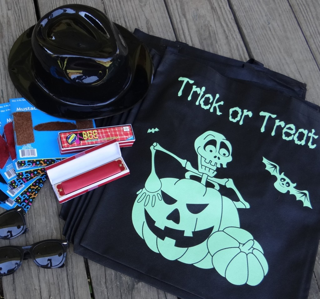 How Will You Theme Your Halloween? #OrientalTrading