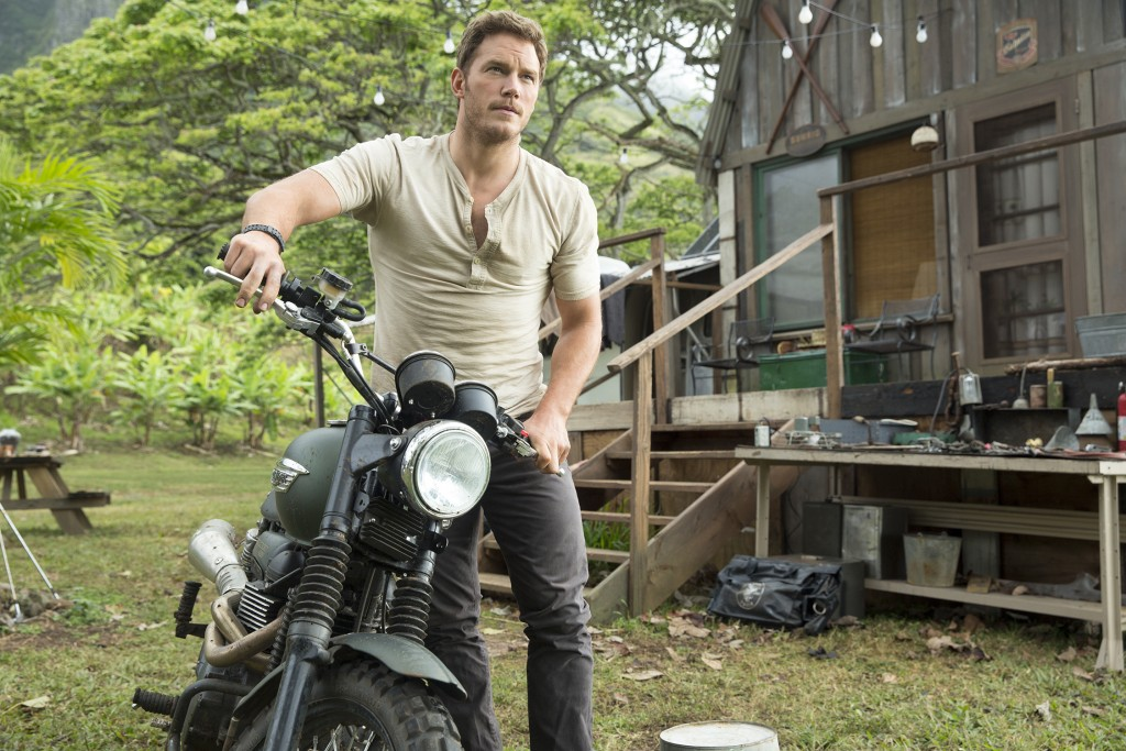 You can finally bring home the dinos! Jurassic World on Blu-ray Giveaway! #TeamJurassic #JurassicWorld