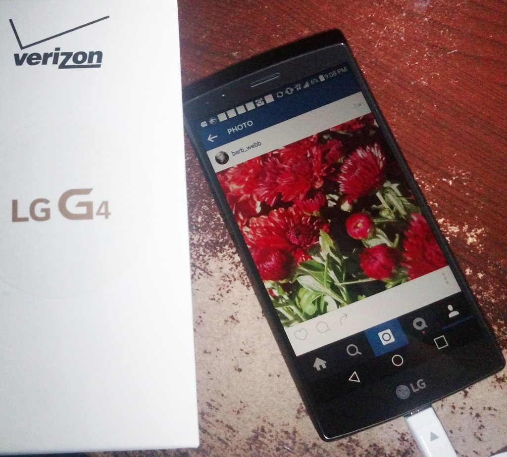 LGG4 - It's all about the Camera! #VZWBuzz