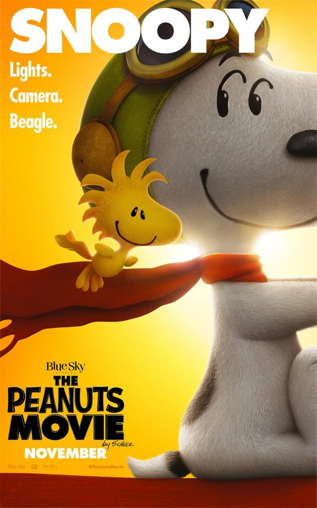Peanuts-Snoopy Meet the Characters of The Peanuts Movie #PeanutsMovie