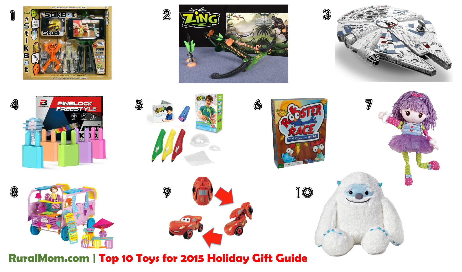 Rural Mom s Top 10 Toys for 2015 Rural Mom