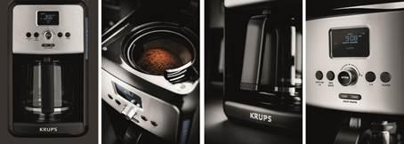 How do you enjoy a true coffee-lover's brew? | KRUPS SAVOY EC314 Review