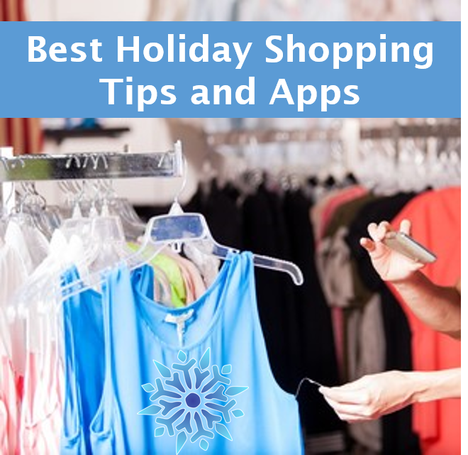 Holiday Shopping? Save Time and Money with these Tips and Apps! #VZWBuzz