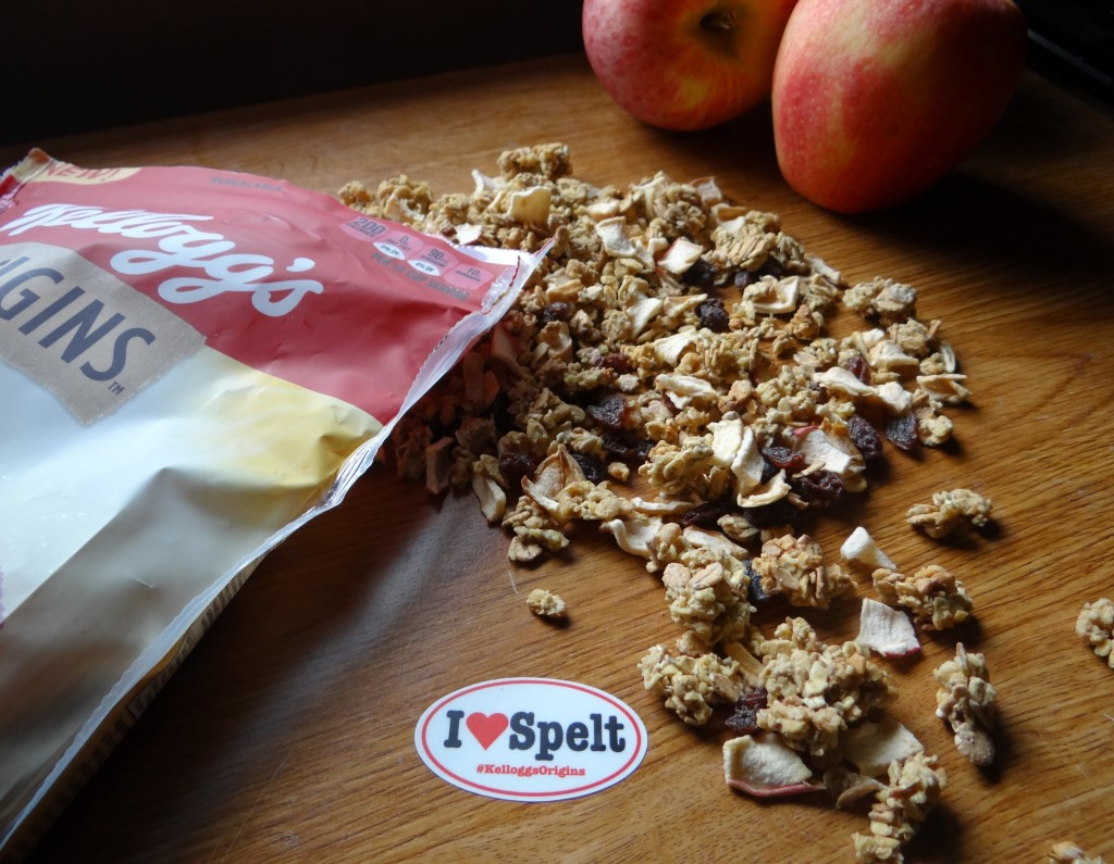 How do you start your day? Kellogg's Origins #Giveaway #KelloggsOrigins
