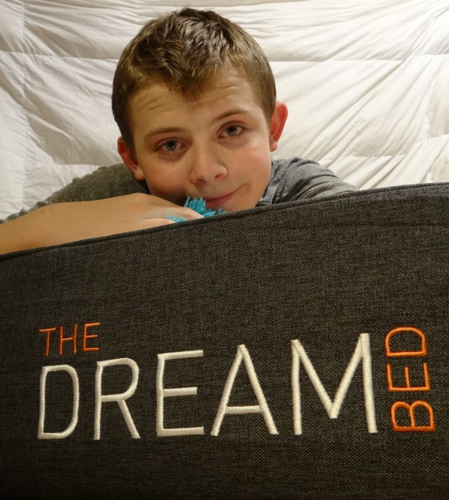 How I'm Supporting My Child's Dreams with The Dream Bed #dreamitforward #makeadreamhappen