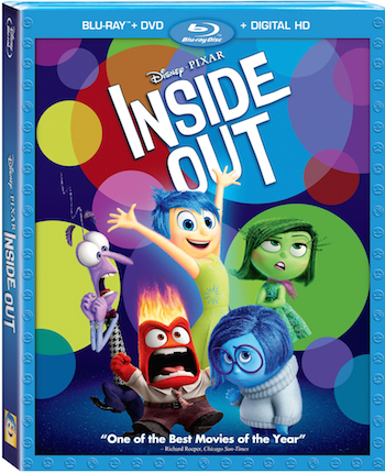 How Would You Color Your Emotions? Inside Out Quiz and Coloring Sheets!