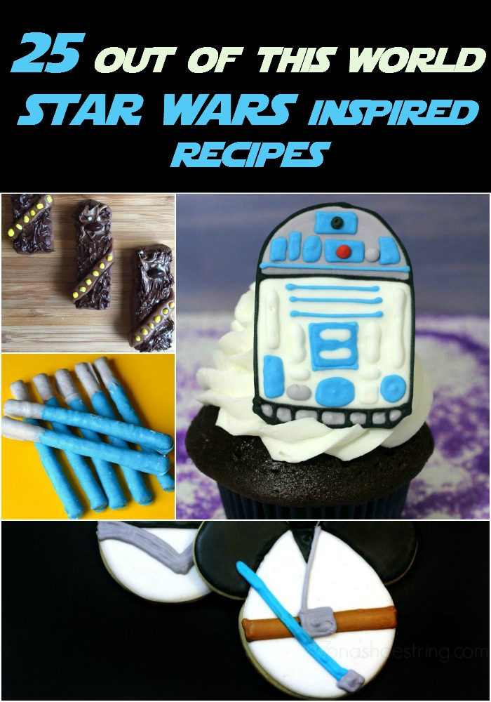 25 Star Wars Inspired Recipes