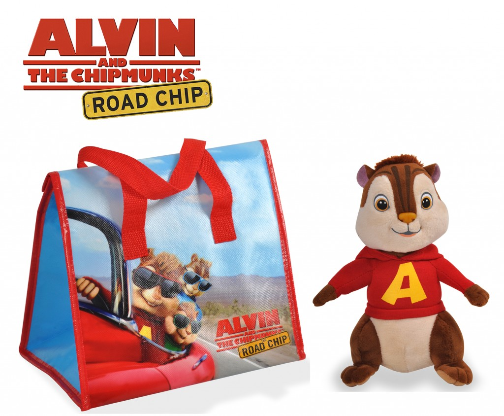 Alvin and the Chipmunks: The Road Chip Prize Pack Giveaway #AlvinMovie