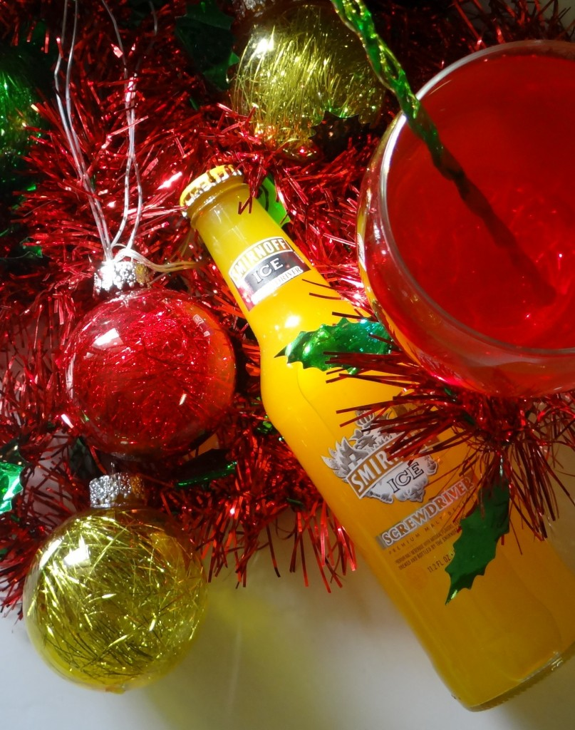 Christmas On The Beach Cocktail Recipe #GameDayReady