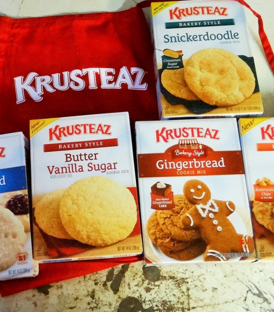Quick and Easy Christmas Cookie Gift Ideas #mykrusteaz #sweetestgifts