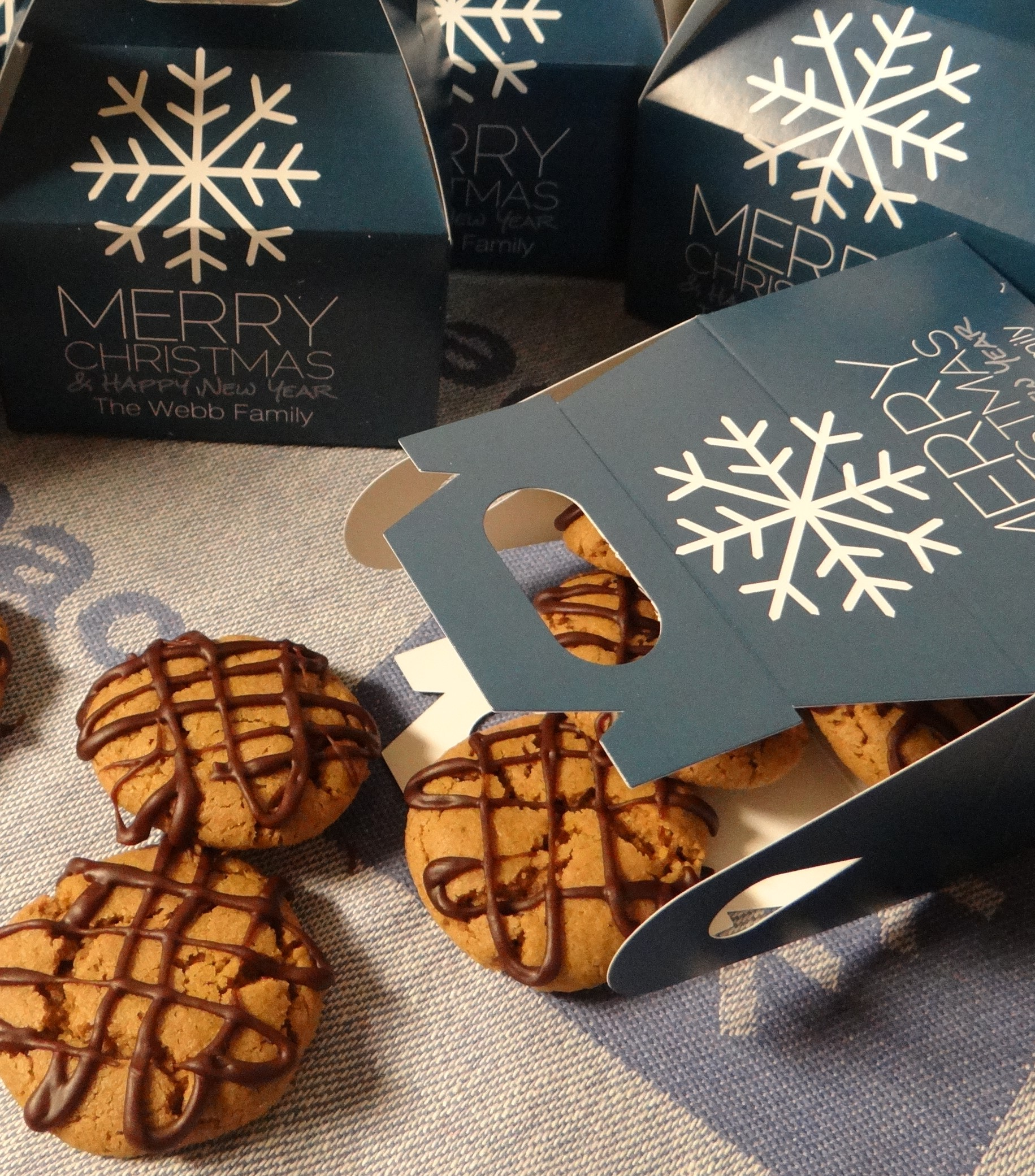 Quick and Easy Christmas Cookie Gift Ideas #mykrusteaz ...