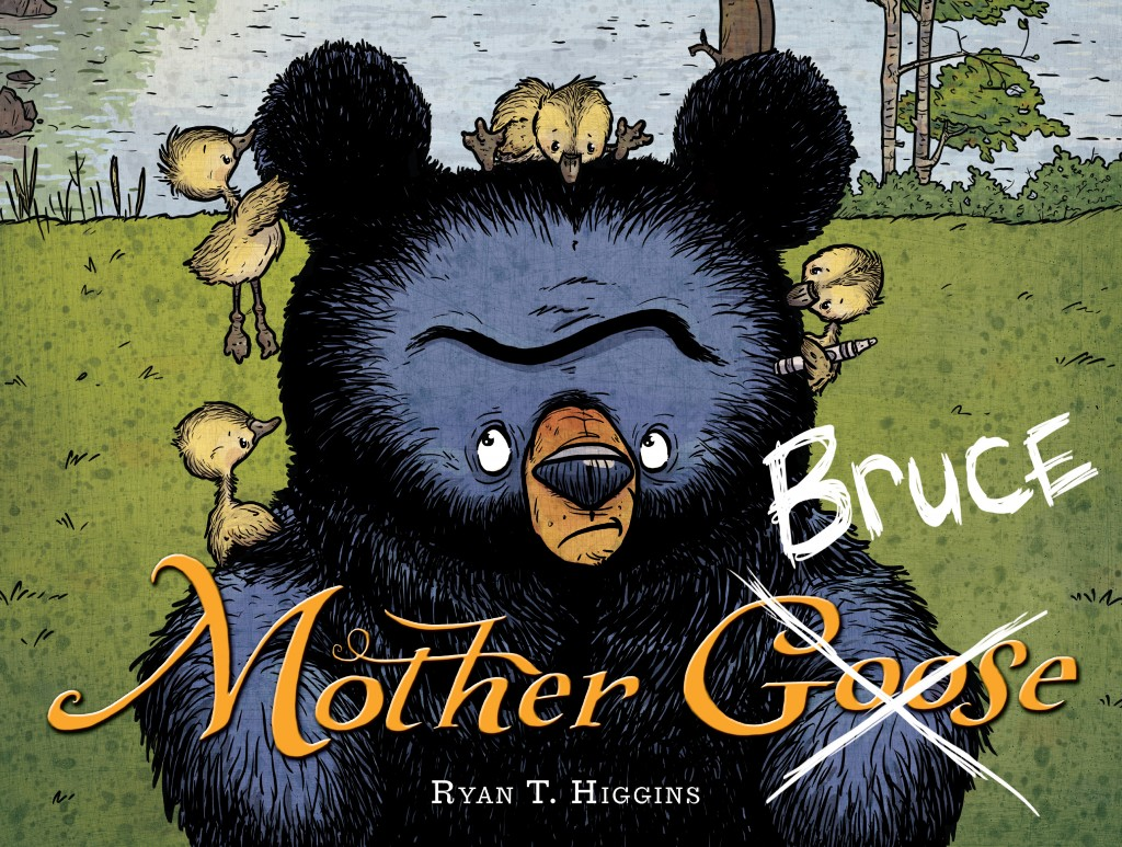 "Mother Bruce ""Hungry as a Bear"" Giveaway #FollowBruce"