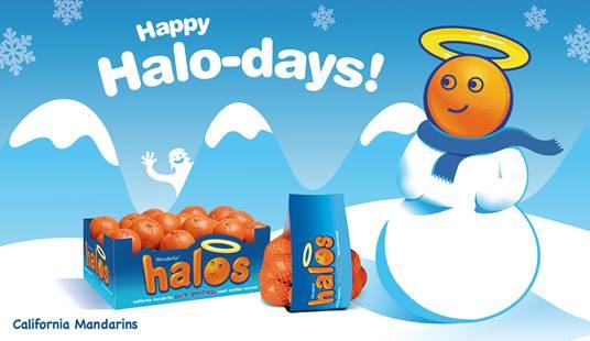 Wonderful Halos Gift Basket Giveaway
