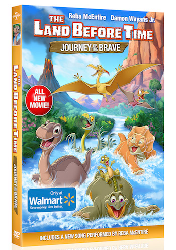 Land Before Time Journey of The Brave Movie Night