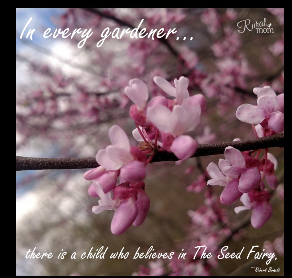 Gardening Quotes gardener seed fairy