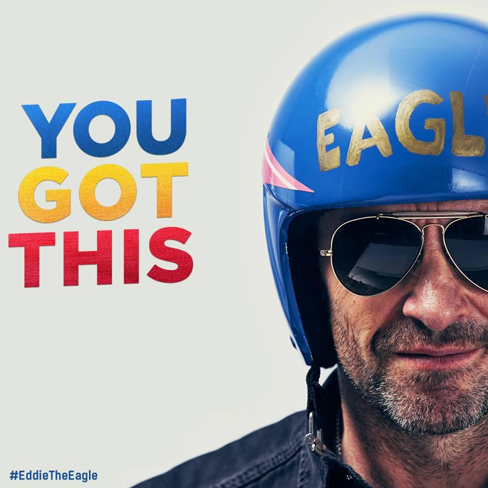 Eddie The Eagle #EddieTheEagle #FlyLikeEddie