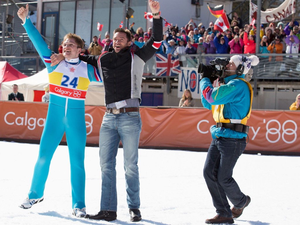 Do You Follow Your Dreams? | Eddie the Eagle